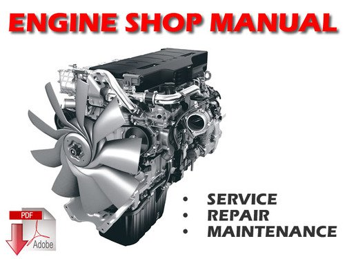 Lombardini 15ld 225 315 350 400 440 Series Engine Service