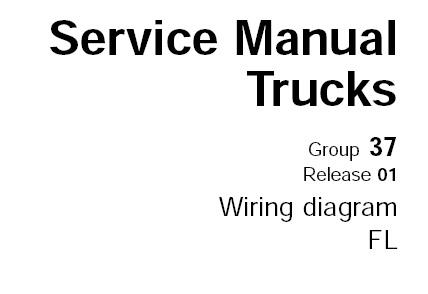 Volvo FL Truck Wiring Diagram Service Manual (Sep. 2006) – Service Manual  Download | Volvo Fl7 Wiring Diagram |  | Service Manual Download