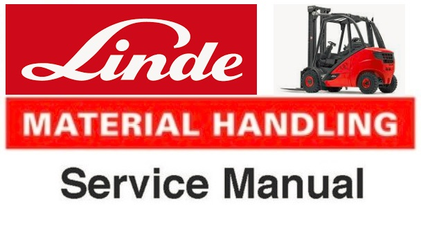Linde Electric Lift Truck E10 Series 334 Service Training