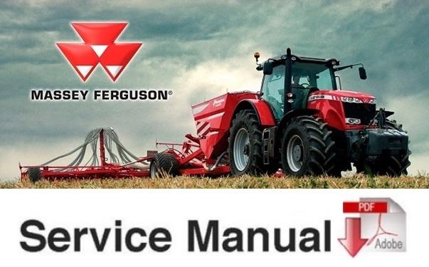 Harry Ferguson TE-20 , TO-20 & TO-30 Tractors Service Repair Shop
