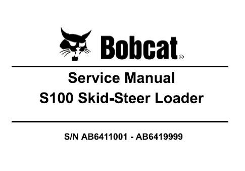 Bobcat Repair