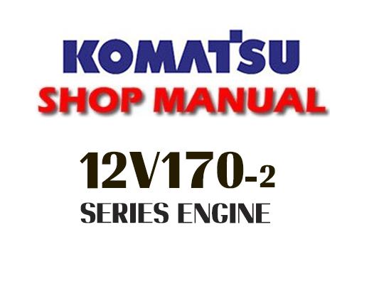 Komatsu 12v170