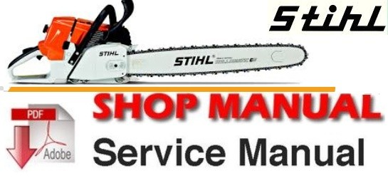 Stihl Ms 271  Ms 291 Brushcutters Service Repair Manual  U2013 Service Manual Download