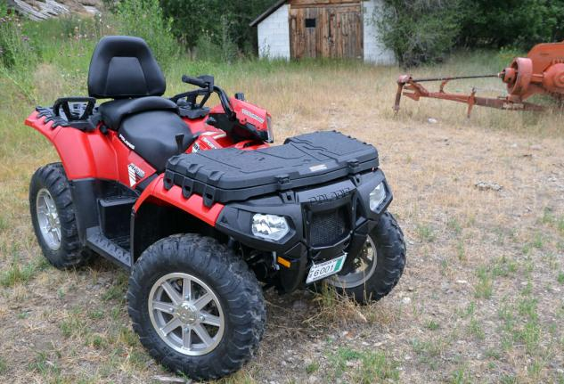 2012-2013 Polaris Sportsman XP Touring 850 Service Repair ...