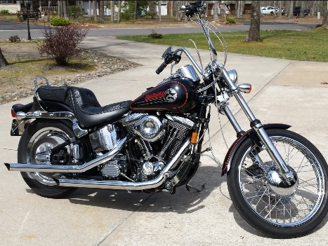 1991-1992 Harley-Davidson Softail Models Service Repair