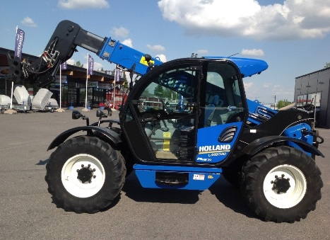 New Holland LM5040 / LM5060 / LM5080 Telehandler Service